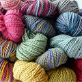Organic cotton yarns