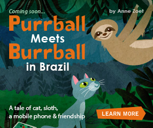 Purrball Meets Burrball in Brazil Coming Soon